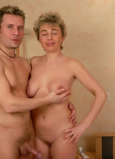 sex images Granny gets her face whitened with cum, blowjob  hardcore